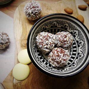 avocado truffles
