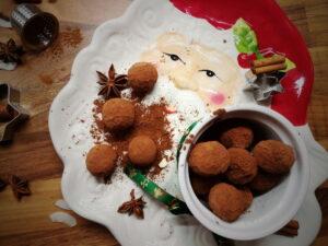kokos truffles