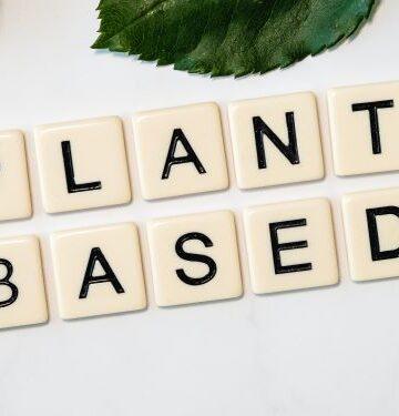plant based prehrana
